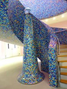 Treppenaufgang Groninger Museum Groningen 2015 09 14 Foto Elke Backert