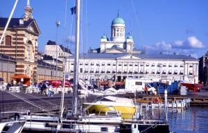 Helsinki Hafen Dom