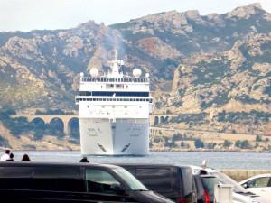 Kreuzfahrt MSC Splendida Marseille Hafen (1)