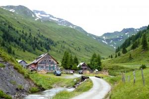 Salzburger Lungau Landschaft
