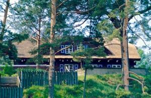 Litauen Kurische Nehrung Thomas Mann-Haus