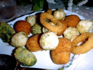 Neapel Fingerfood
