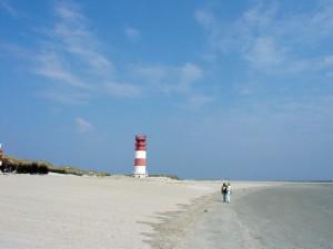 Helgoland Auf der Duene