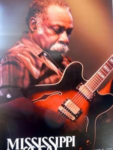 USA Mississippi Gitarist