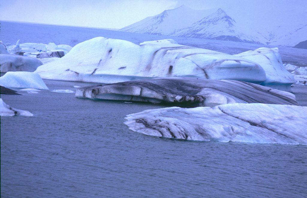 Island Gletschereis