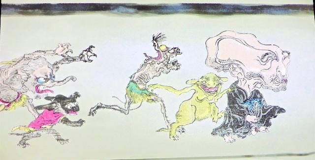 Hamburg MKG Hokusai Manga Anime-Film (1)