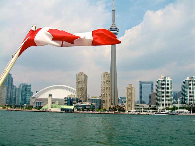 Toronto Skyline 1