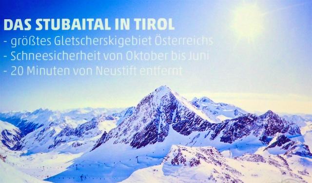 Oesterreich Tirol Stubaital